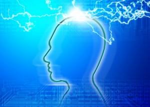 朝から脳が覚醒するイメージ