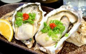 亜鉛が1番多く含まれている食べ物は牡蠣である