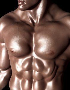 アルギニンには血行促進効果があるので、筋トレの効果を高める働きがある