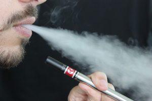 電子タバコに変えてみる