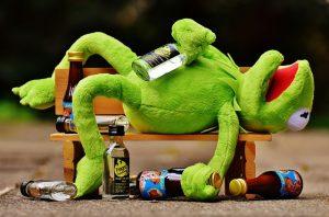 お酒を飲みすぎない
