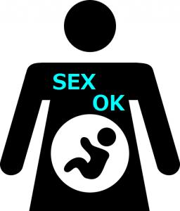 気をつければ妊娠中もセックスすることができる